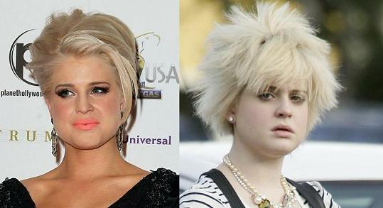 Než se Kelly změnila, zpěvačka o ní prý prohlašovala, že je tlustá.
