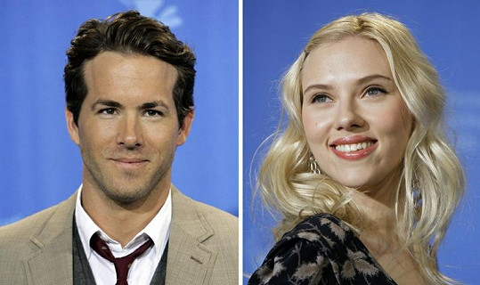 Manželství Scarlett Johansson a Ryana Reynoldse je minulostí.