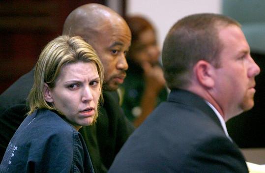 Amanda Brumfield u soudu v roce 2009.
