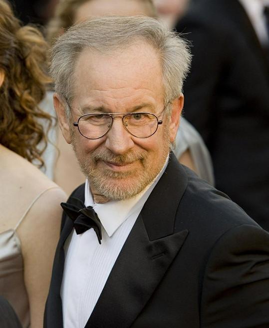 Režisér Steven Spielberg má čipernou maminku.