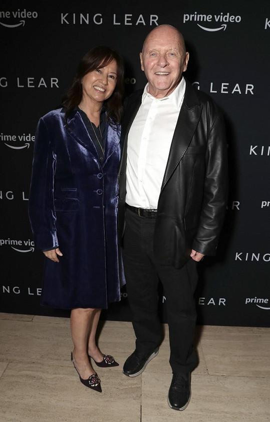 S manželkou Stellou