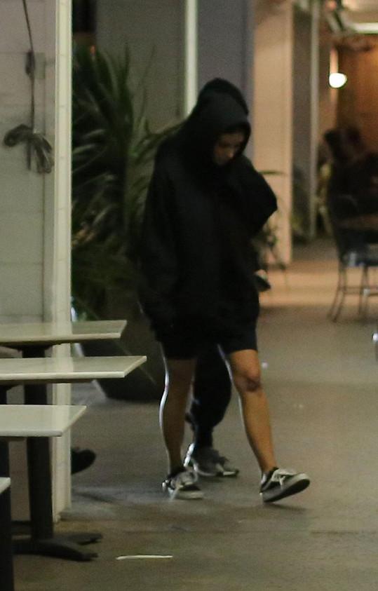 Kim Kardashian ve čtvrtek v Beverly Hills