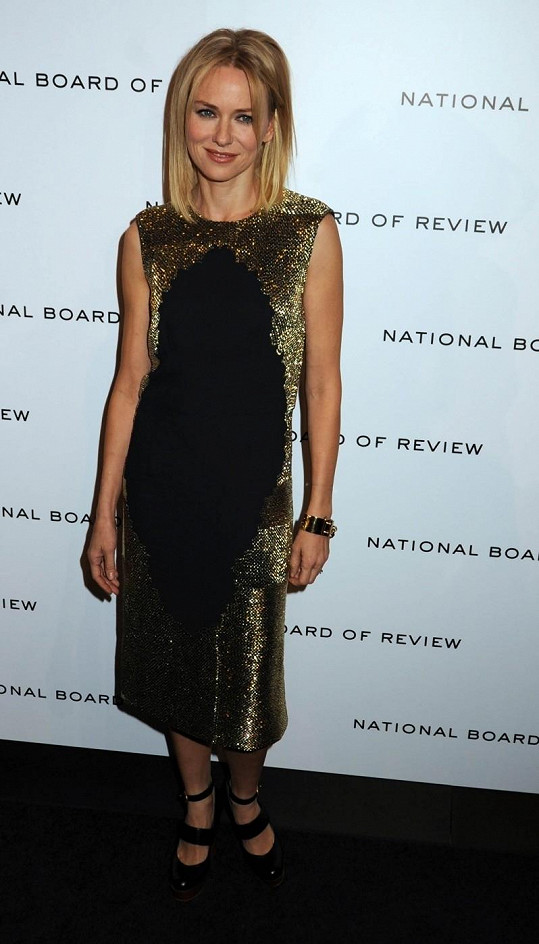 Naomi Watts se na roli princezny Diany velmi těší.