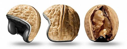 Ořechová skořápka, která chrání.
