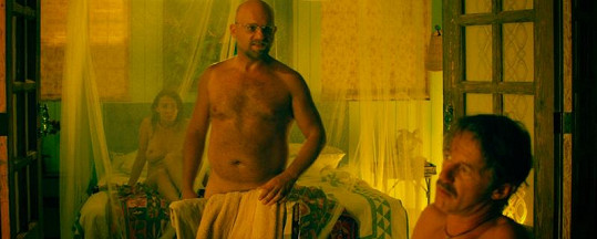 Čermákovi museli zvládnout i nahé erotické scény.