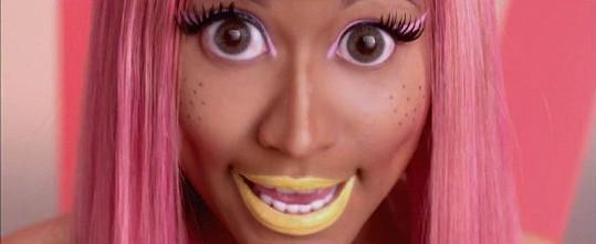 Nicki Minaj a její panenkovská image.