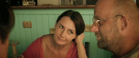 Bratr a sestra Čermákovi hráli manžele.