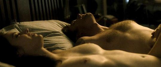 Scény pochází z filmu Perfect Sense z minulého roku.
