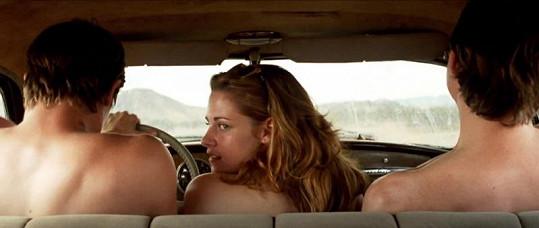 Kristen v adaptaci známého románu Jacka Kerouaca.