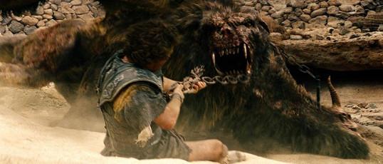 Ve filmu se to jen hemží fantastickými záběry.