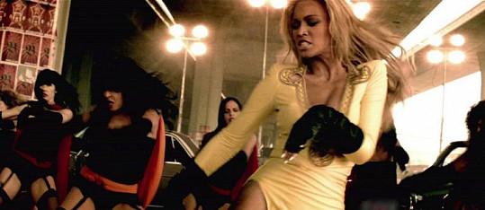 Beyoncé má tanec v krvi.