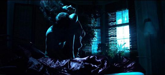 Katarína Hasprová ve filmu Czech made man ukázala luxusní prsa.