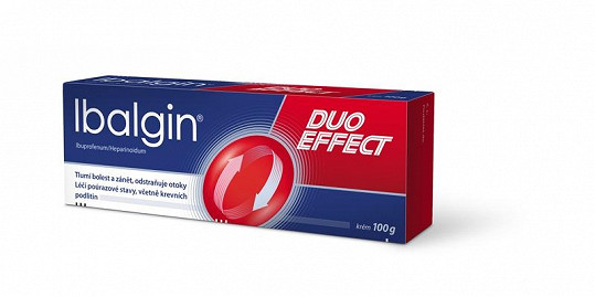 IBALGIN® DUO EFFECT