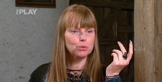 Lenka Kořínková vypadá téměř stejně jako před lety.