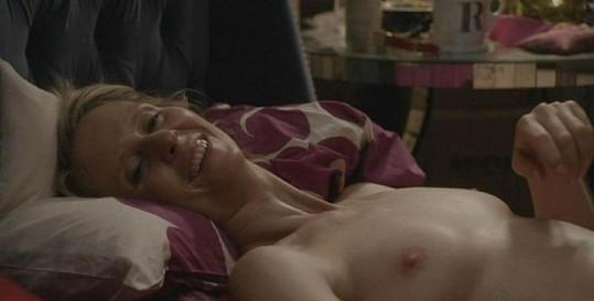 "Cynthia v seriálu ""The Big C""."