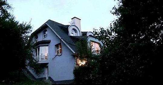 Vila v Bratislavě má hodnotu 34 miliónů.