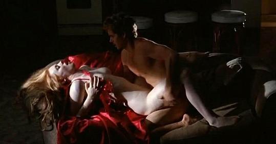 Takhle vypadá upíro-lidský sex.
