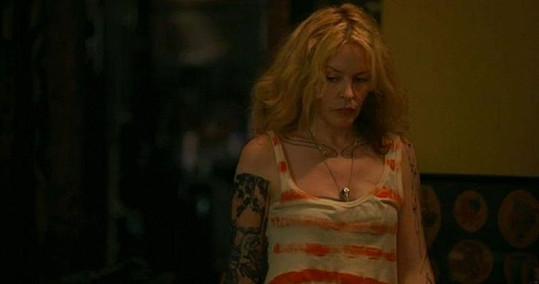 Kylie Minogue ve filmu Jack and Diane.