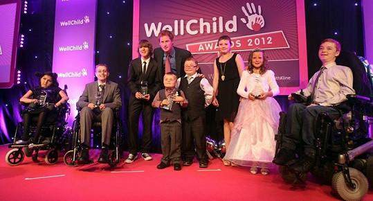 Harry je patronem charitativní akce nazvané WellChild.