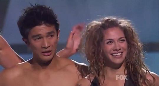 Marko a Ellison dojali svým tancem popovou divu.