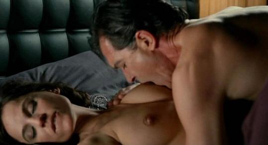 Antonio Banderas a Elena Anaya předvedli opravdovou vášeň.