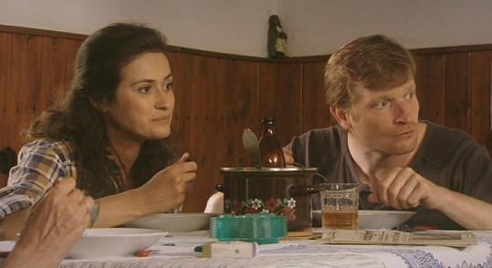 Matěj a Lucie se v seriálu objeví později.