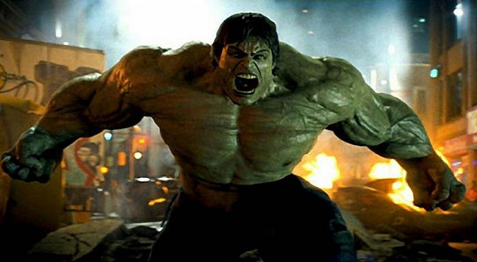 Silák ze snímku Neuvěřitelný Hulk.