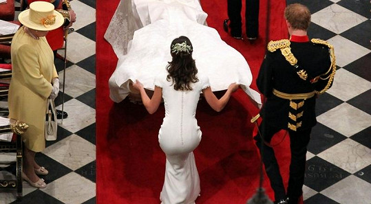Zadeček Pippy Middleton se stal slavný po svatbě její sestry Kate s princem Williamem loni v dubnu.