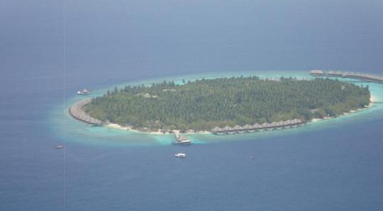 Ostrov Muddhoo připomíná ráj na zemi.