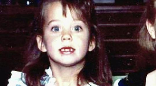 Katheryn Elizabeth Hudson byla roztomilé dítě.