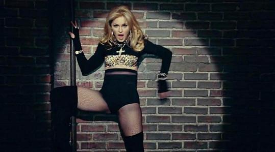 Madonna je pořád neskutečně atraktivní.