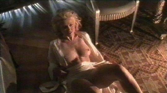 Madonna ve filmu Tělo jako důkaz.