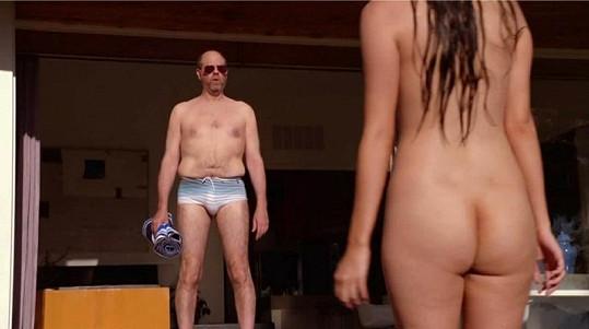 Camilla se v páté řadě seriálu Californication odhodlala k nahým scénám.