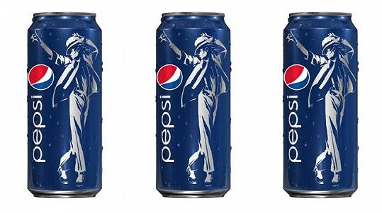 Pepsi a její nové plechovky.
