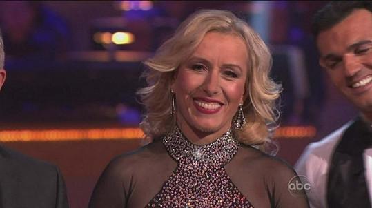 Martina Navrátilová v Dancing with the Stars vypadala úžasně.