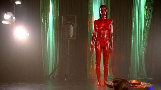 Jessica Clark v seriálu True Blood.