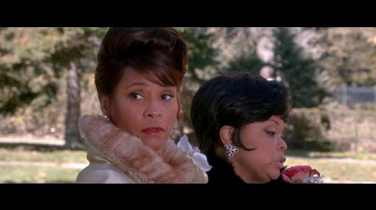 Whitney natáčení filmu dokončila krátce před svou smrtí.