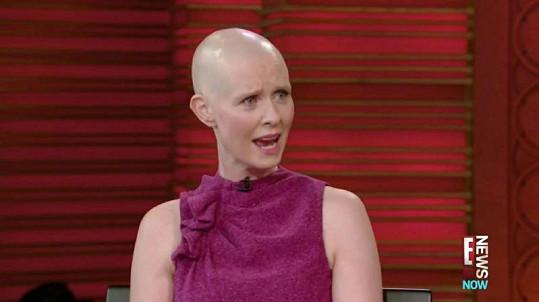 Šokující nový vzhled Cynthie Nixon.