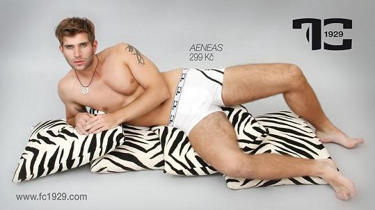 Spodní prádlo AENEAS 299 Kč