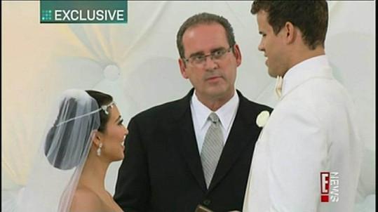 Kim a Kris se vzali 20. srpna a už se rozvádějí.
