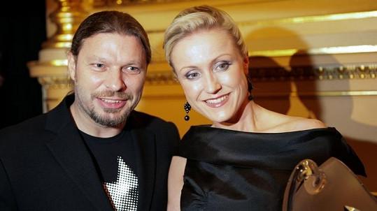 Zuzana a Petr Kolářovi v době, kdy doufali, že krizi překonají.