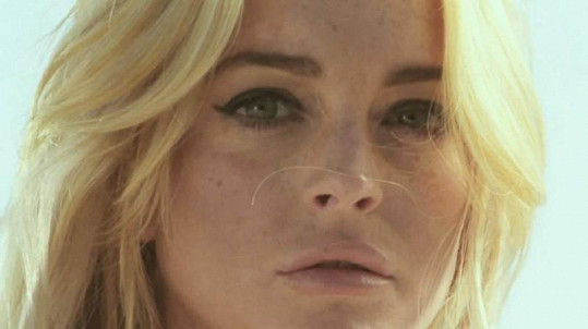 Blondýnka je proslulá svými skandály.