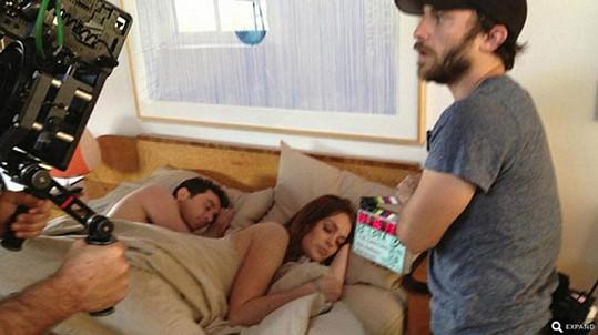 ester ladová sex v posteli