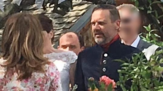David Matásek se oženil.
