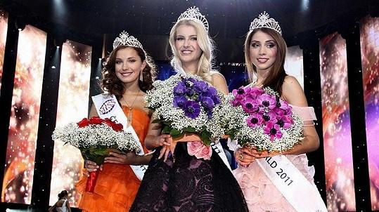 Vítězky letošního ročníku České Miss