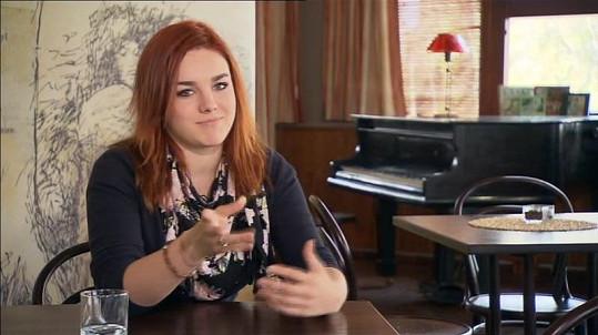 Ewa Farna měla štěstí, že se jí při autonehodě nic nestalo.