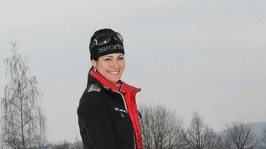 Missku Doleželovou nakonec účastníci zimního turnaje zvolili nejlépe oblečenou hráčkou.