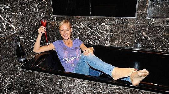 A takhle si Zuzana bude hovět ve své nové koupelně za 300 tisíc Kč