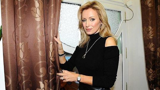 Herečka Kateřina Brožová má diář naditý k prasknutí.