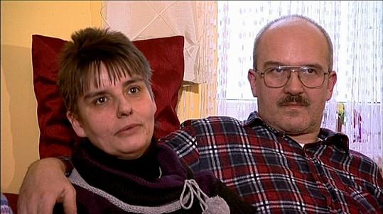 Vladimír a Jitka Maršíkovi.